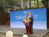埃及公使Osman博士主持ECCAC成立大会